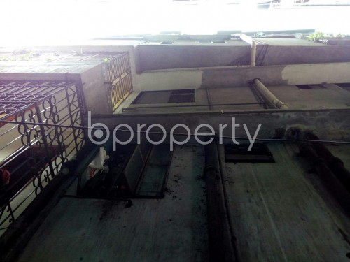 Front view - 4 Bed Apartment to Rent in Mohakhali, Dhaka - 1855561