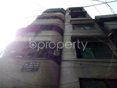 Front view - 1 Bed Apartment to Rent in Mohakhali, Dhaka - 1855562