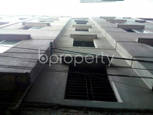 Front view - 2 Bed Apartment to Rent in Mohakhali, Dhaka - 1855563