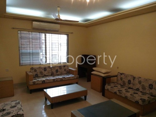 Dine/Dining - 3 Bed Apartment to Rent in Banani, Dhaka - 1855640