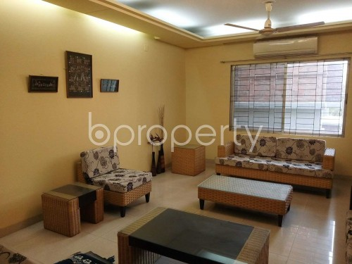 Dine/Dining - 3 Bed Apartment to Rent in Banani, Dhaka - 1855641