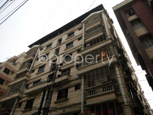 Outside view - 3 Bed Apartment for Sale in Sutrapur, Dhaka - 1855676