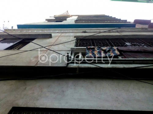 Front view - 2 Bed Apartment to Rent in Mohakhali, Dhaka - 1855757