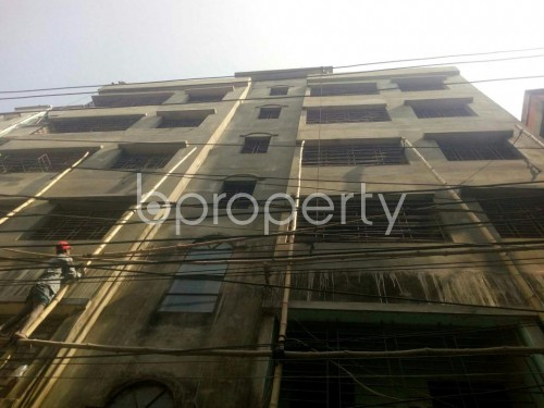 Front view - 2 Bed Apartment to Rent in Rampura, Dhaka - 1855798