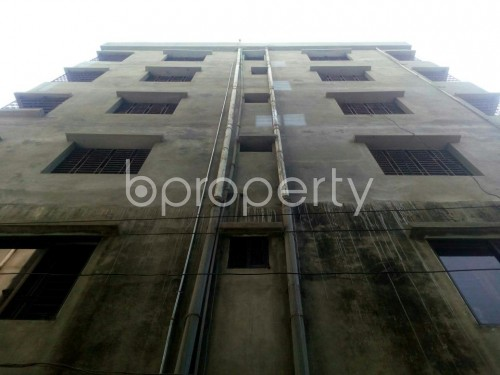 Front view - 2 Bed Apartment to Rent in Rampura, Dhaka - 1855799
