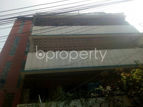 Front view - 1 Bed Apartment to Rent in Rampura, Dhaka - 1855801