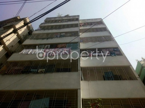 Front view - 3 Bed Apartment to Rent in Rampura, Dhaka - 1855810