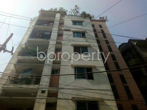 Front view - 3 Bed Apartment to Rent in Rampura, Dhaka - 1855868