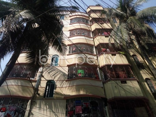 Front view - 2 Bed Apartment to Rent in Lalmatia, Dhaka - 1855961