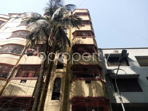 Front view - 2 Bed Apartment to Rent in Lalmatia, Dhaka - 1855962