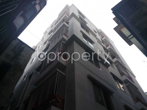 Outside view - 2 Bed Apartment for Sale in Khilgaon, Dhaka - 1855968