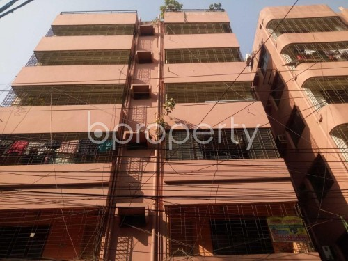 Front view - 3 Bed Apartment to Rent in Lalmatia, Dhaka - 1856014