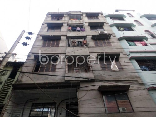 Front view - 2 Bed Apartment to Rent in Lalmatia, Dhaka - 1856071