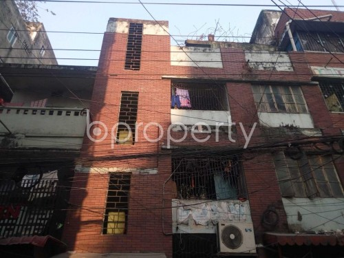 Front view - 1 Bed Apartment to Rent in Lalmatia, Dhaka - 1856076