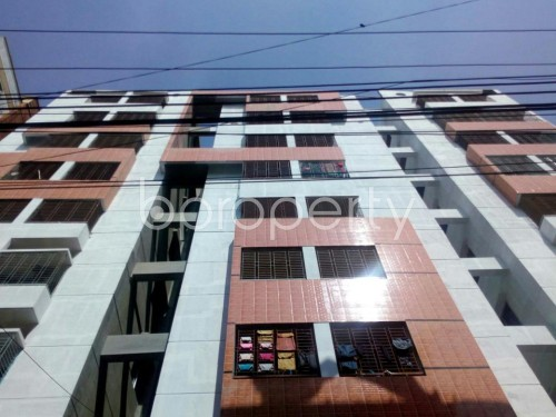Front view - 3 Bed Apartment for Sale in Kandirpar, Comilla - 1856193