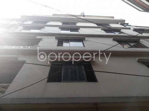 Front view - 2 Bed Apartment for Sale in Bashabo, Dhaka - 1856242