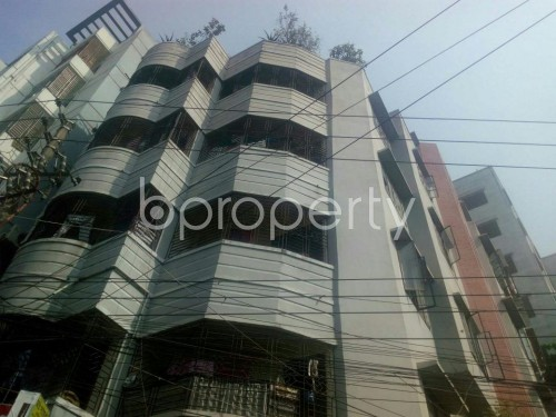 Front view - 2 Bed Apartment to Rent in Rampura, Dhaka - 1856260
