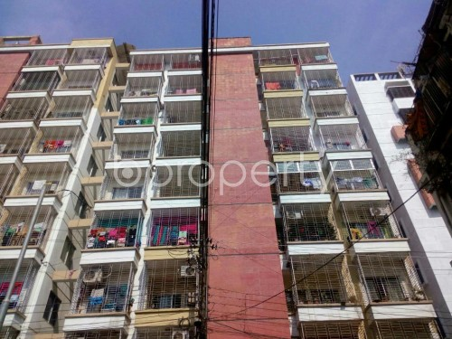 Front view - 3 Bed Apartment for Sale in Kandirpar, Comilla - 1856279