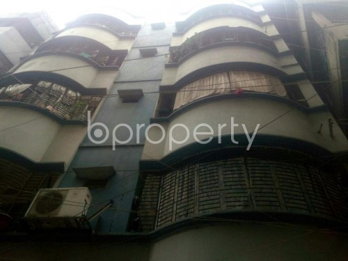 Front view - 3 Bed Apartment to Rent in Rampura, Dhaka - 1856275
