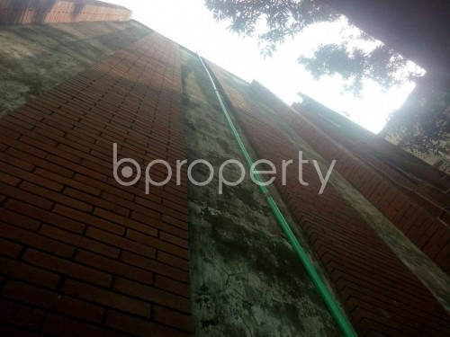 Outside view - 2 Bed Apartment to Rent in Rampura, Dhaka - 1856277