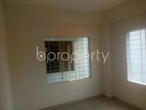 Bedroom - 3 Bed Apartment for Sale in Rampura, Dhaka - 1856263