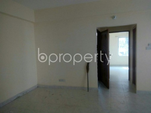 Dining area - 3 Bed Apartment to Rent in Rampura, Dhaka - 1856341