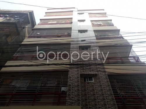 Front view - 3 Bed Apartment to Rent in Kafrul, Dhaka - 1856398