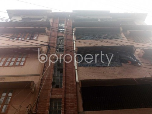 Front view - 2 Bed Apartment to Rent in Kafrul, Dhaka - 1856404