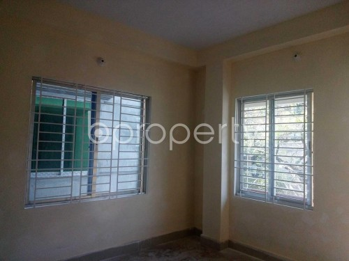 Bedroom - 3 Bed Apartment to Rent in Kafrul, Dhaka - 1856419