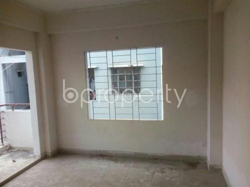 Bedroom - 3 Bed Apartment to Rent in Rampura, Dhaka - 1856494