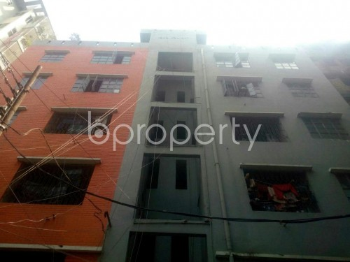 Front view - 2 Bed Apartment to Rent in Rampura, Dhaka - 1856496