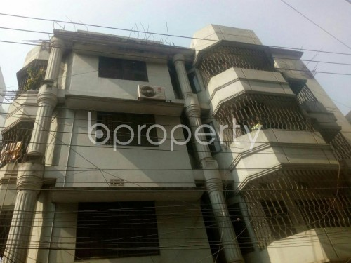 Front view - 3 Bed Apartment to Rent in Rampura, Dhaka - 1856512