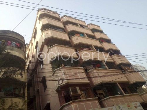 Outside view - 3 Bed Apartment to Rent in Nadda, Dhaka - 1856573