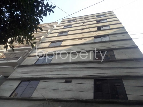 Front view - 1 Bed Apartment to Rent in Nadda, Dhaka - 1856574