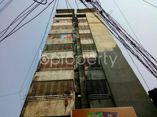 Front view - 3 Bed Apartment for Sale in Bagichagaon, Comilla - 1856601