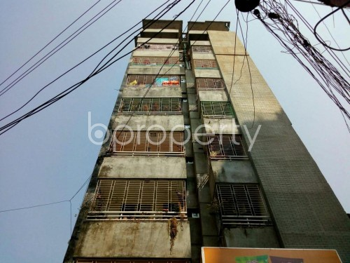 Front view - 3 Bed Apartment for Sale in Bagichagaon, Comilla - 1856602