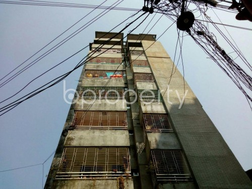 Front view - 3 Bed Apartment for Sale in Bagichagaon, Comilla - 1856603