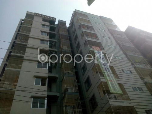 Outside view - 3 Bed Apartment for Sale in Malibagh, Dhaka - 1856684