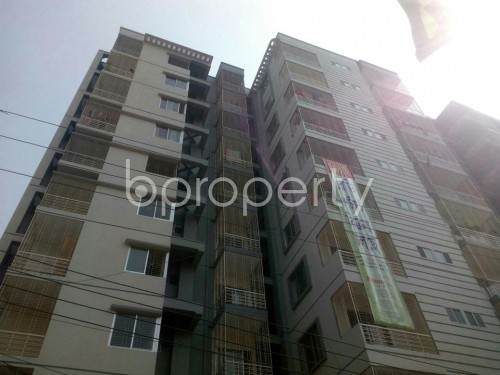 Outside view - 3 Bed Apartment for Sale in Malibagh, Dhaka - 1856685