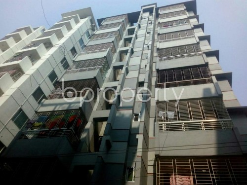 Front view - 3 Bed Apartment to Rent in Malibagh, Dhaka - 1856692
