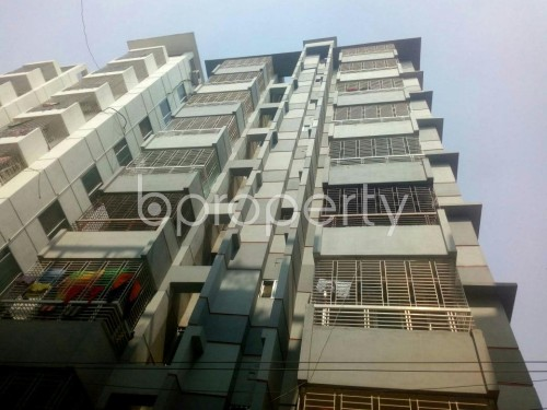 Front view - 3 Bed Apartment to Rent in Malibagh, Dhaka - 1856693