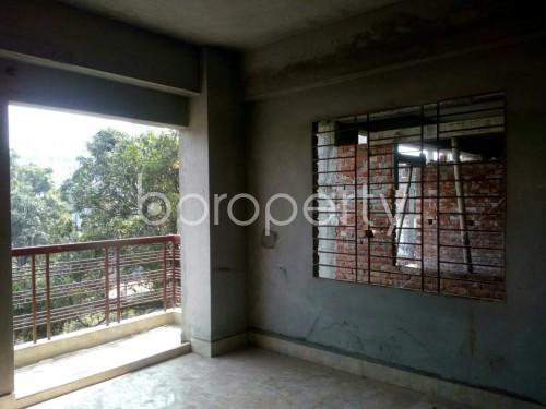 Bedroom - 3 Bed Apartment for Sale in Dakshin Khan, Dhaka - 1856649