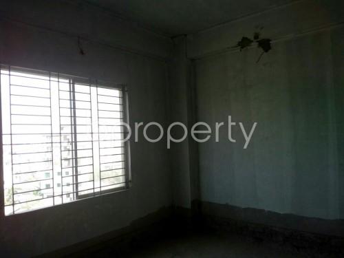 Bedroom - 3 Bed Apartment for Sale in Dakshin Khan, Dhaka - 1856734