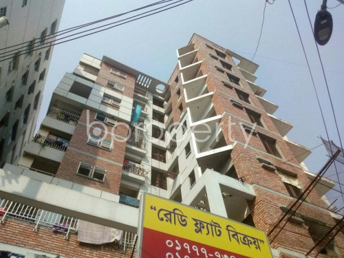 Outside view - 3 Bed Apartment to Rent in Malibagh, Dhaka - 1856779