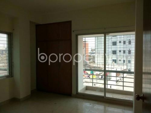 Bedroom - 3 Bed Apartment for Sale in Badda, Dhaka - 1856773