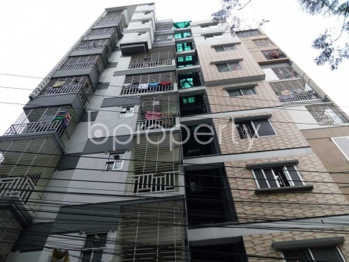 Front view - 3 Bed Apartment to Rent in Shyamoli, Dhaka - 1856893