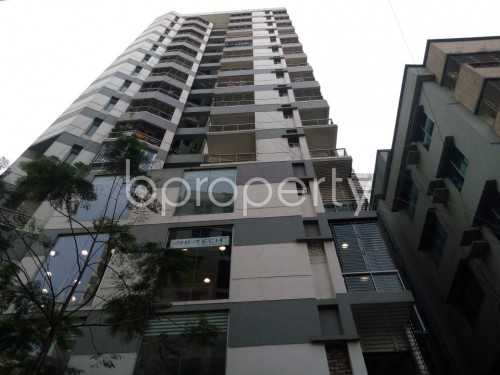 Front view - 3 Bed Apartment to Rent in Shyamoli, Dhaka - 1856907
