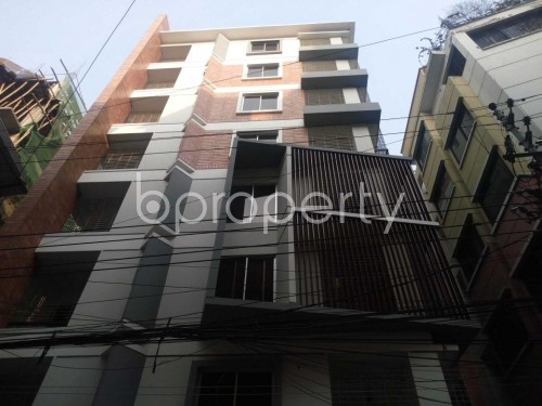 Front view - 3 Bed Apartment to Rent in Shyamoli, Dhaka - 1856938