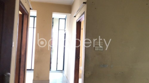 Dining area - 3 Bed Apartment for Sale in Mirpur, Dhaka - 1799134