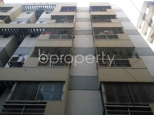 Front view - 3 Bed Apartment to Rent in Shyamoli, Dhaka - 1856947